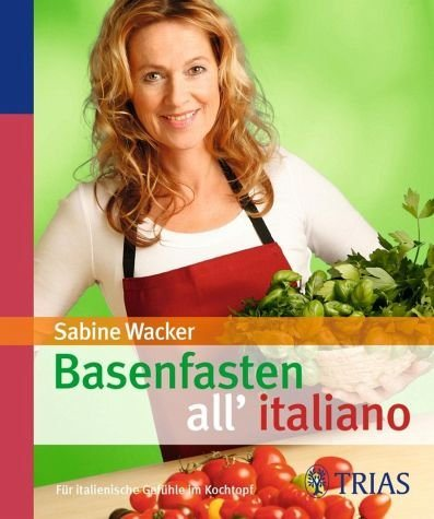 Broschiertes Buch »Basenfasten all'italiano«