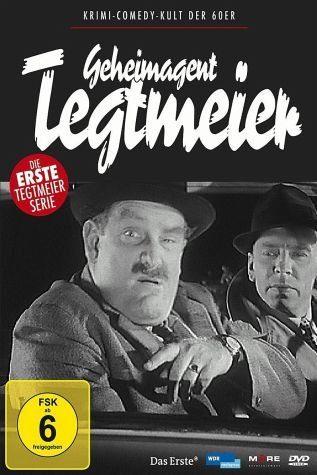 DVD »Geheimagent Tegtmeier«