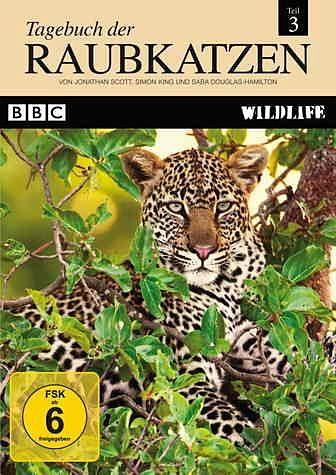 DVD »Tagebuch der Raubkatzen, Teil 3«