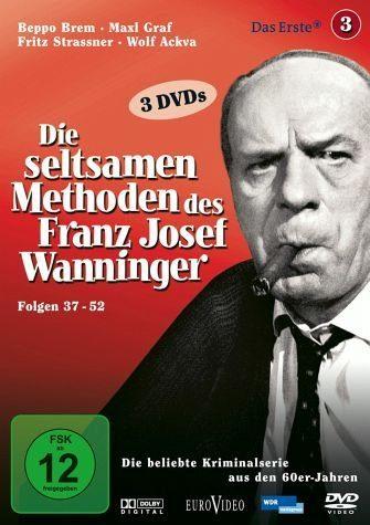 DVD »Die seltsamen Methoden des Franz Josef...«