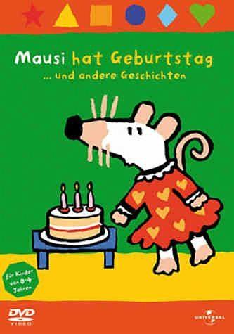 DVD »Mausi hat Geburtstag ...und andere Geschichten«
