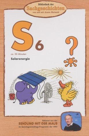 DVD »Bibliothek der Sachgeschichten - (S6)...«