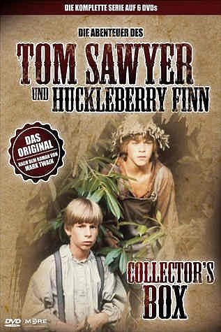 DVD »Tom Sawyer & Huckleberry Finn Collector's Box...«