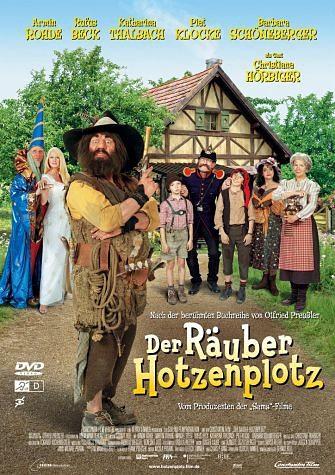 DVD »Der Räuber Hotzenplotz (+ 2 Audio-CDs)«