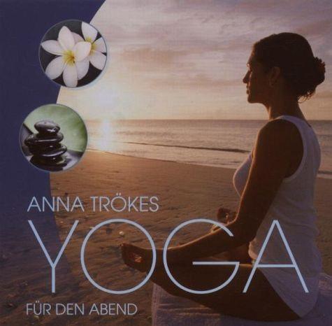 Audio CD »Anna Trökes: Yoga Für Den Abend«