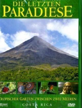 DVD »Die letzten Paradiese - Costa Rica: Land...«