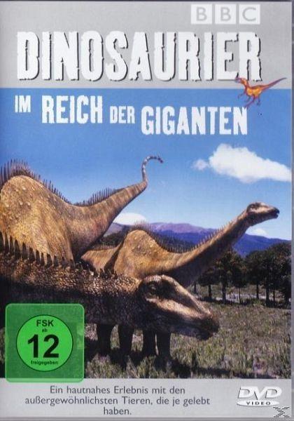 DVD »Dinosaurier - Im Reich der Giganten«