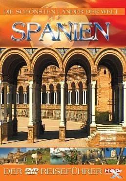 DVD »schönsten Länder der Welt - Spanien«