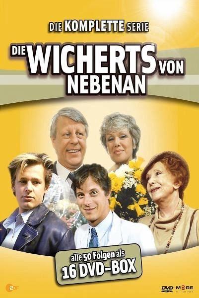 DVD »Die Wicherts von nebenan - Die komplette Serie...«