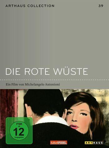 DVD »Die rote Wüste«