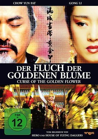 DVD »Curse of the Golden Flower«