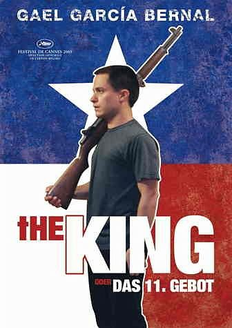 DVD »The King oder Das 11. Gebot«