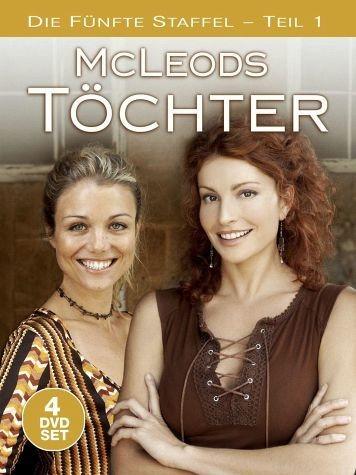 DVD »McLeods Töchter Staffel 5, Teil 1, 4 DVDs«