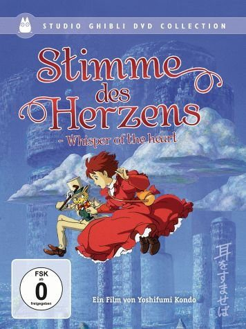 DVD »Stimme des Herzens - Whisper of the Heart...«