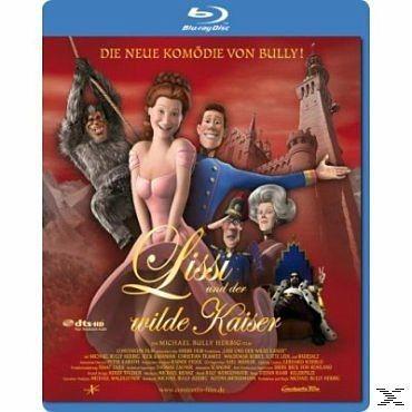 Blu-ray »Lissi und der wilde Kaiser«