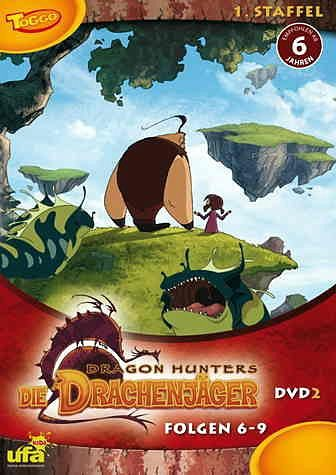 DVD »Dragon Hunters - Die Drachenjäger Vol. 2...«