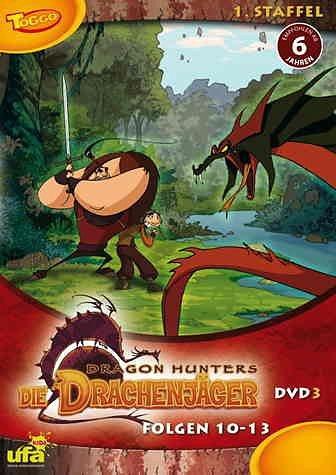 DVD »Dragon Hunters - Die Drachenjäger Vol. 3...«