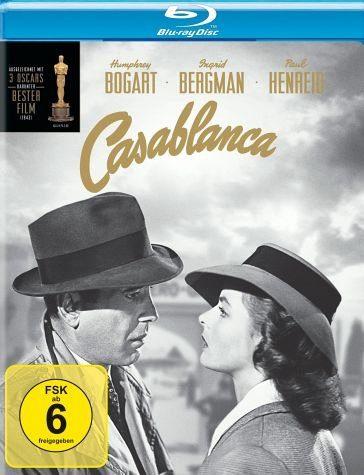 Blu-ray »Casablanca (Einzeldisc)«