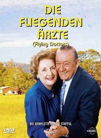 DVD »Die fliegenden Ärzte - Die komplette fünfte...«