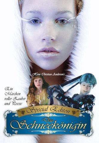 DVD »Die Schneekönigin«