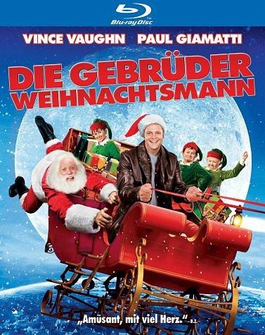 Blu-ray »Die Gebrüder Weihnachtsmann«