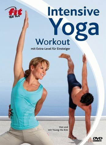 DVD »Intensive Yoga Workout«
