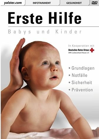 DVD »Erste Hilfe - Babys und Kinder«