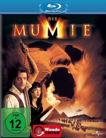 Blu-ray »Die Mumie«