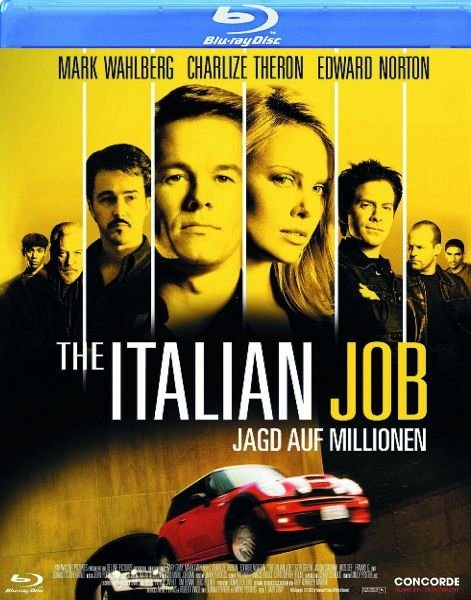 Blu-ray »The Italian Job - Jagd auf Millionen«