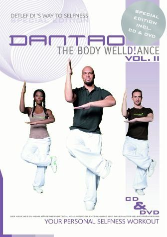 DVD »Dantao - The Body WellD!ance Vol.02 (+ Audio-CD)«