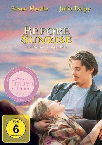 DVD »Before Sunrise«