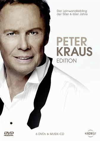DVD »Peter Kraus Edition (6 DVDs + Audio-CD)«