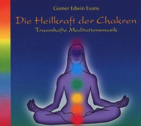 Audio CD »Gomer Edwin Evans: Heilkraft der Chakren«