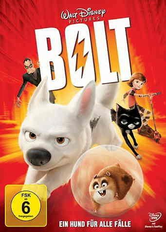 DVD »Bolt - Ein Hund für alle Fälle, DVD-Video«