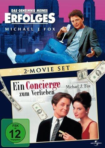 DVD »Das Geheimnis meines Erfolges / Eine Concierge...«
