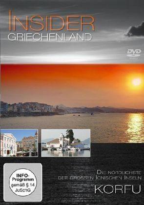 DVD »Insider - Griechenland: Korfu«