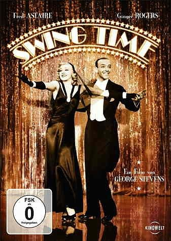 DVD »Swing Time«
