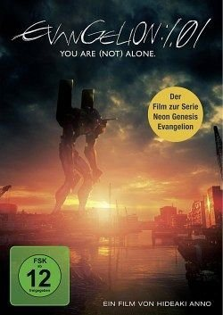DVD »Evangelion: 1.01 You Are (Not) Alone«