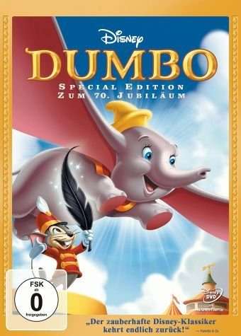 DVD »Dumbo (Special Edition)«