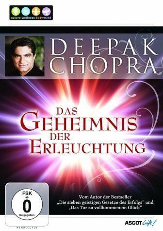 DVD »Deepak Chopra: Das Geheimnis der Erleuchtung«