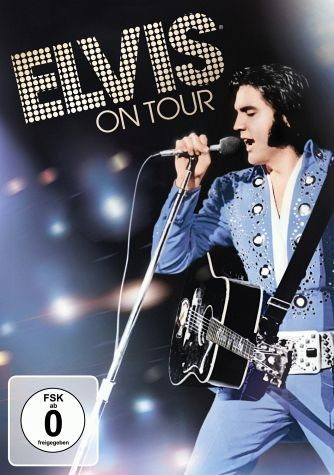 DVD »Elvis on Tour«