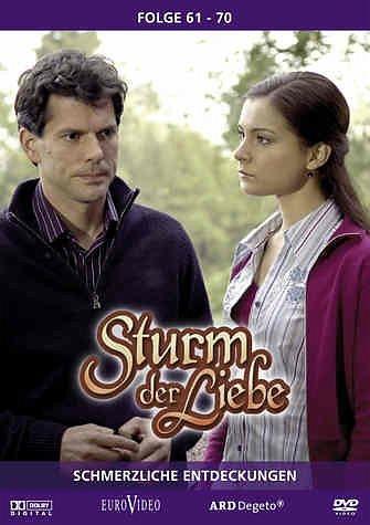 DVD »Sturm der Liebe - Folge 061-70: Schmerzliche...«