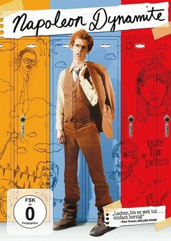 DVD »Napoleon Dynamite«
