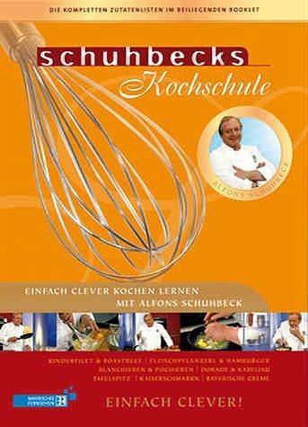 DVD »Schuhbecks Kochschule (2 DVDs)«