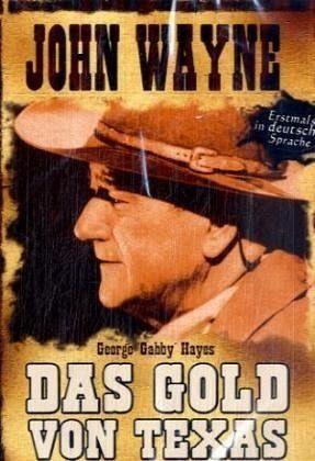 DVD »Das Gold von Texas«