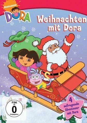 DVD »Dora - Weihnachten mit Dora«