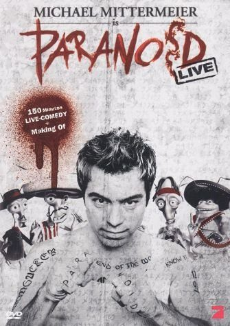 DVD »Paranoid - Live«