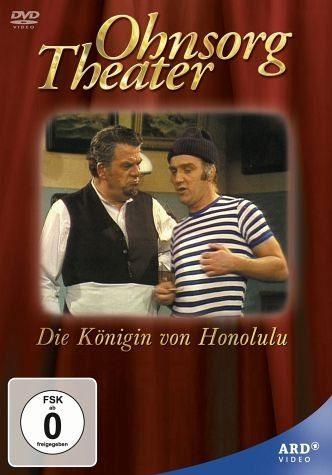 DVD »Ohnsorg Theater: Die Königin von Honolulu«