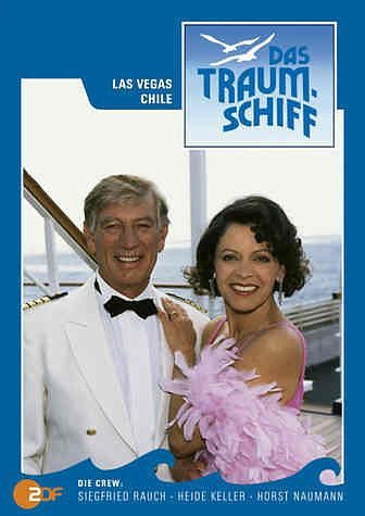 DVD »Das Traumschiff - Las Vegas / Chile«