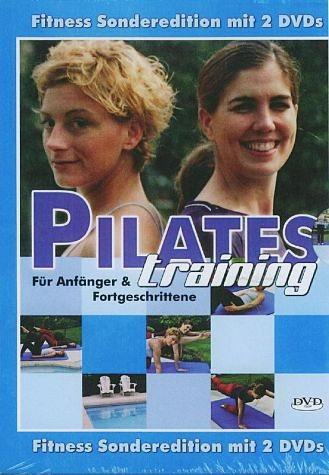 DVD »Unser Pilates Training Vol. 01 & 02 (2 DVDs)«